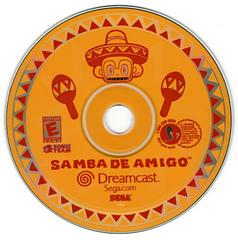 Game Disc | Samba De Amigo Sega Dreamcast