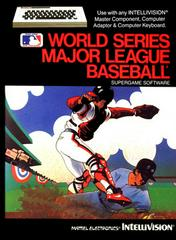 World Series Major League Baseball Intellivision Prices