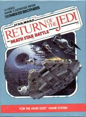Star Wars: Return of the Jedi Death Star Battle Atari 5200 Prices
