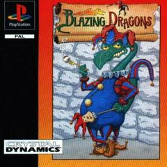 Blazing Dragons PAL Playstation Prices