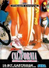 California Games PAL Sega Mega Drive Prices