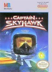Captain Skyhawk - Front   Captain Skyhawk NES