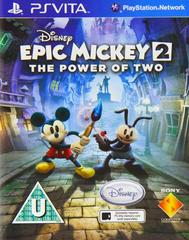 Epic Mickey 2: The Power of Two PAL Playstation Vita Prices