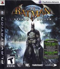 Batman: Arkham Asylum Playstation 3 Prices