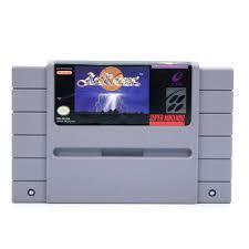 ActRaiser - Cartridge | ActRaiser Super Nintendo