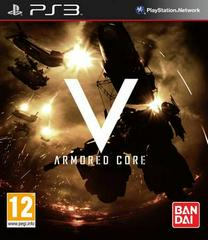 Armored Core V PAL Playstation 3 Prices