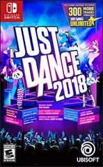 Just Dance 2018 Nintendo Switch Prices