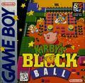 Kirby's Block Ball | GameBoy