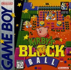 Kirby's Block Ball GameBoy Prices