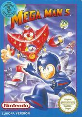 Mega Man 5 PAL NES Prices