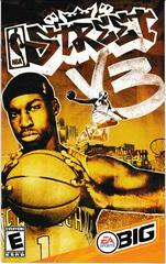 Manual - Front   NBA Street Vol 3 Playstation 2