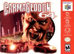 Carmageddon Nintendo 64 Prices
