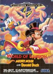 World of Illusion PAL Sega Mega Drive Prices