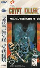 Crypt Killer Sega Saturn Prices