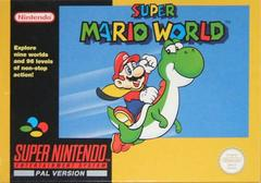 Super Mario World PAL Super Nintendo Prices