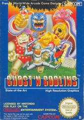 Ghost 'n Goblins PAL NES Prices