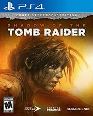Shadow of the Tomb Raider [Croft Steelbook Edition] Playstation 4 Prices