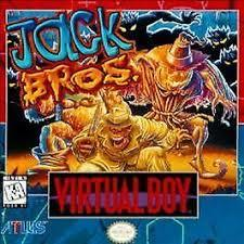 Jack Bros - Front | Jack Bros. Virtual Boy