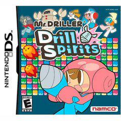 Mr Driller Drill Spirits Nintendo DS Prices