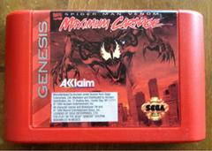 Red Variant | Spiderman Maximum Carnage Sega Genesis