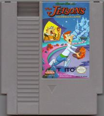 Cartridge  | Jetsons Cogswell's Caper PAL NES