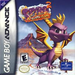 Spyro Season of Flame GameBoy Advance Prices