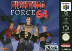 Fighting Force 64 PAL Nintendo 64 Prices