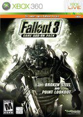 Fallout 3 Add-on Broken Steel and Point Lookout Xbox 360 Prices