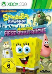 SpongeBob SquarePants: Plankton's Robotic Revenge PAL Xbox 360 Prices