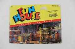 Fun House - Instructions | Fun House NES