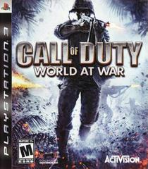 Call of Duty World at War Playstation 3 Prices