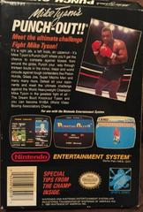 Box Back | Mike Tyson's Punch-Out NES