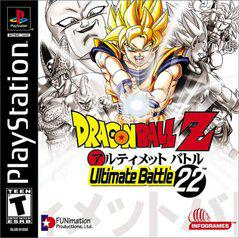 Dragon Ball Z Ultimate Battle 22 Playstation Prices