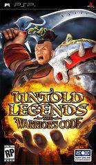 Untold Legends The Warrior's Code PSP Prices