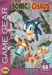Sonic Chaos Sega Game Gear Prices