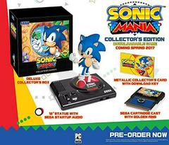 Sonic Mania Collector's Edition Nintendo Switch Prices