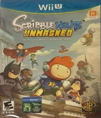 Scribblenauts Unmasked: A DC Comics Adventure [DVD Bundle] Wii U Prices
