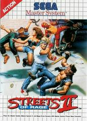 Streets of Rage 2 PAL Sega Master System Prices