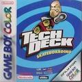 Tech Deck Skateboarding | PAL GameBoy Color