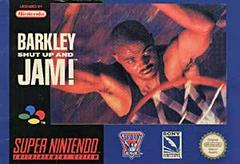Barkley: Shut Up and Jam! PAL Super Nintendo Prices
