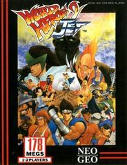 World Heroes 2 Jet Neo Geo AES Prices