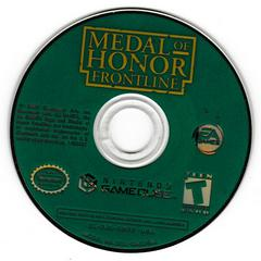 Game Disc | Medal of Honor Frontline Gamecube