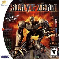 Slave Zero Sega Dreamcast Prices