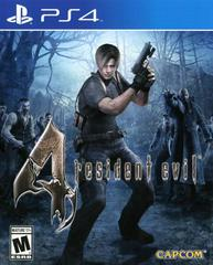 Resident Evil 4 Playstation 4 Prices