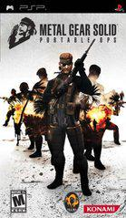 Metal Gear Solid Portable Ops PSP Prices
