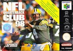NFL Quarterback Club 98 PAL Nintendo 64 Prices