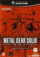 Metal Gear Solid Twin Snakes PAL Gamecube Prices