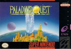 Paladin's Quest Super Nintendo Prices