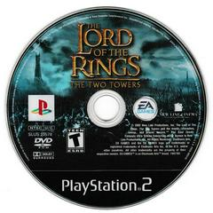 Game Disc | Lord of the Rings Two Towers Playstation 2