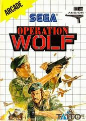 Operation Wolf PAL Sega Master System Prices